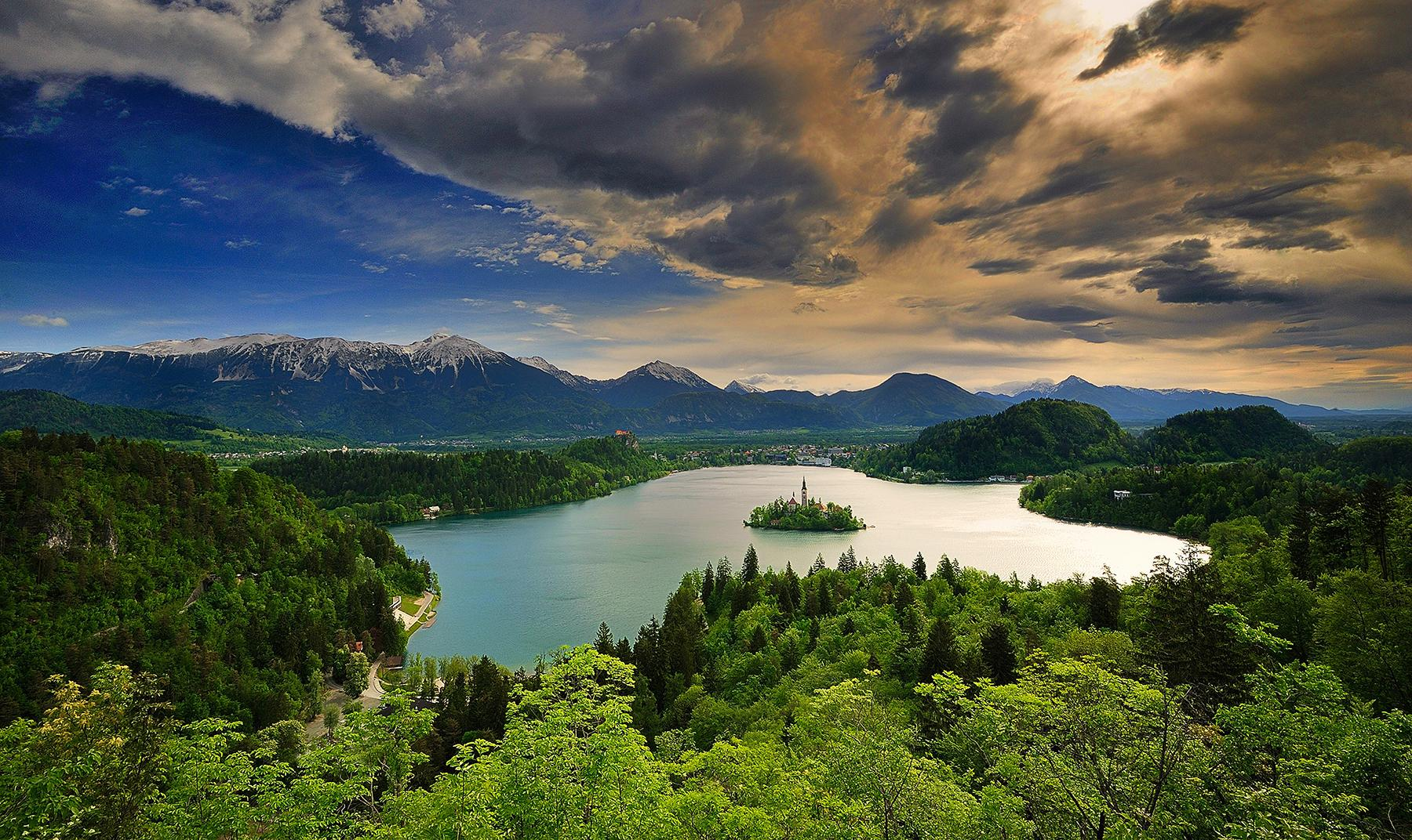 Bled – Paradise Events in Slovenia